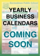 Business Yearly Calendars