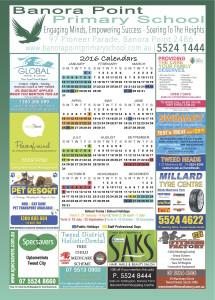 Banora Point Public School 2016 Calendar copy