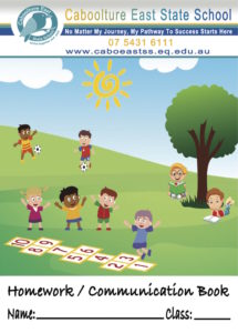Caboolture East State School Front Cover